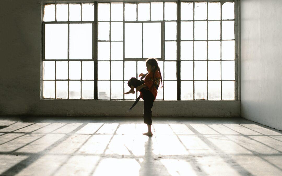 martial arts durham kick